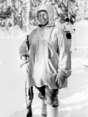 Photo of Simo Häyhä
