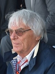 Photo of Bernie Ecclestone