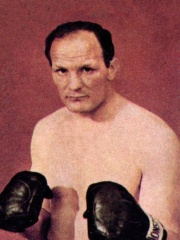 Photo of Henry Cooper