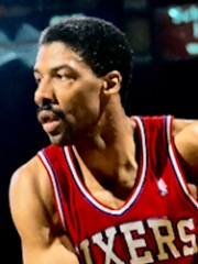 Photo of Julius Erving