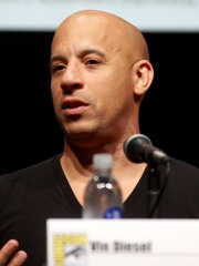Photo of Vin Diesel