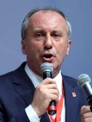 Photo of Muharrem İnce