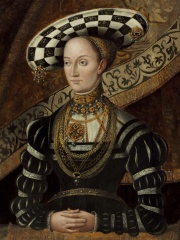 Photo of Christine of Saxony