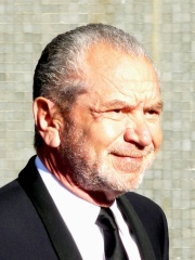 Photo of Alan Sugar