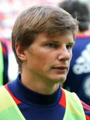 Photo of Andrey Arshavin