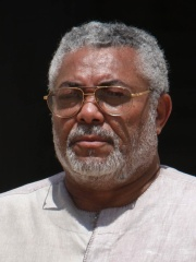 Photo of Jerry Rawlings