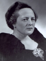Photo of Vera C. Bushfield