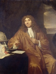 Photo of Antonie van Leeuwenhoek
