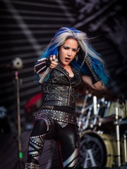 Photo of Alissa White-Gluz