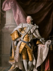 Photo of George III of the United Kingdom