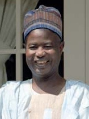 Photo of Ahmadou Ahidjo