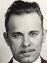 Photo of John Dillinger
