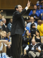 Photo of Mike Krzyzewski