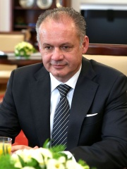 Photo of Andrej Kiska