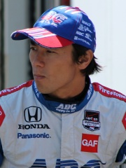 Photo of Takuma Sato