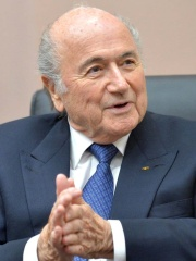Photo of Sepp Blatter