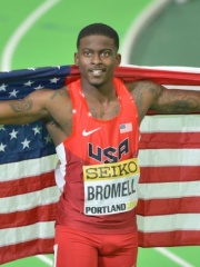 Photo of Trayvon Bromell