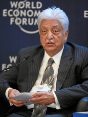 Photo of Azim Premji
