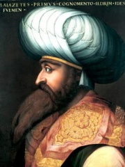 Photo of Bayezid I
