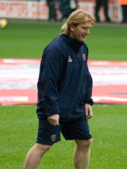 Photo of Stuart McCall