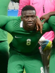 Photo of Peter Etebo