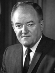 Photo of Hubert Humphrey