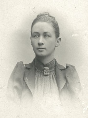 Photo of Hilma af Klint