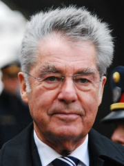 Photo of Heinz Fischer