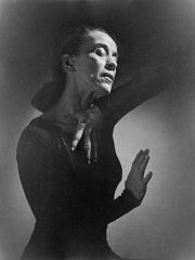 Photo of Martha Graham