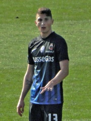 Photo of Mattia Caldara