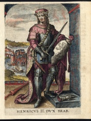 Photo of Henry II, Duke of Brabant