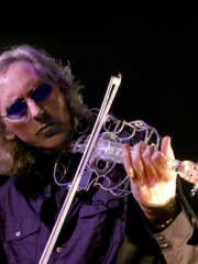 Photo of Eddie Jobson