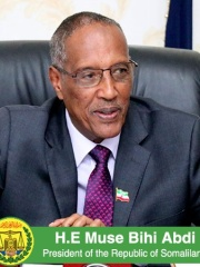 Photo of Muse Bihi Abdi