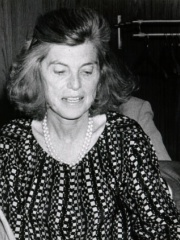 Photo of Eunice Kennedy Shriver