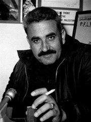 Photo of George Habash