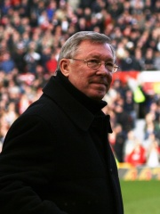 Photo of Alex Ferguson