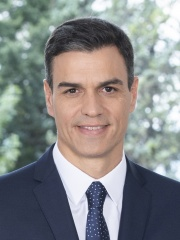 Photo of Pedro Sánchez