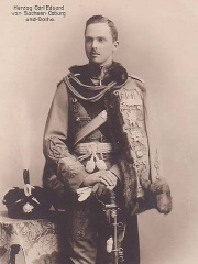 Photo of Charles Edward, Duke of Saxe-Coburg and Gotha