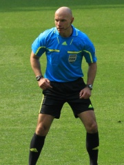 Photo of Howard Webb