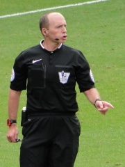 Photo of Mike Dean