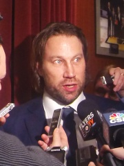 Photo of Peter Forsberg
