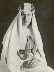 Photo of T. E. Lawrence