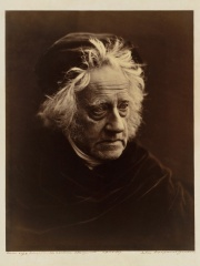 Photo of John Herschel