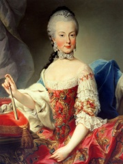 Photo of Archduchess Maria Amalia of Austria