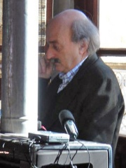 Photo of Walid Jumblatt