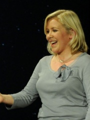 Photo of Lucy Hawking