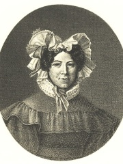 Photo of Johanna Schopenhauer