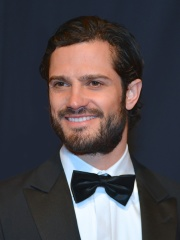 Photo of Prince Carl Philip, Duke of Värmland