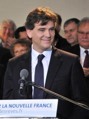 Photo of Arnaud Montebourg