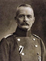 Photo of Erich von Falkenhayn